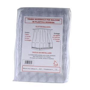 Tenda PVC Antismog H3,5 x 4 M