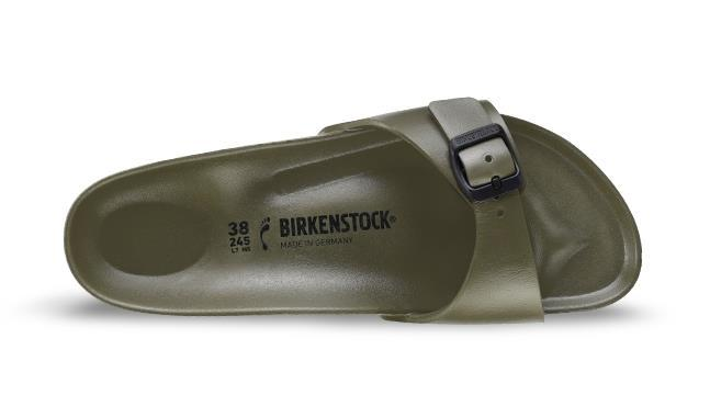 Birkenstock EVA - Madrid Uomo - Khaki