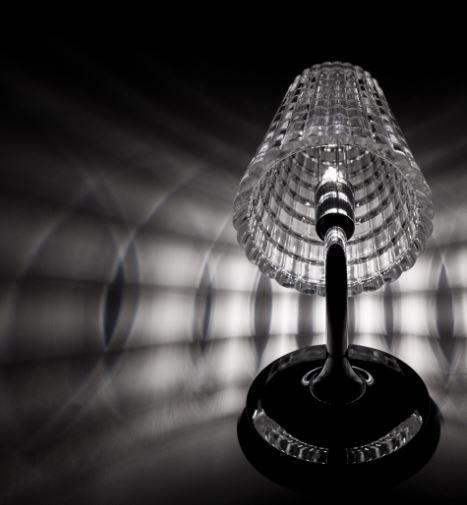 Lume Flow di Fabbian in Cristallo e Cromo Lucido, Varie Finiture - Offerta di Mondo Luce 24