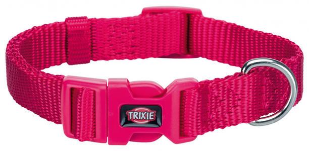 Trixie Collare Per Cani Piccola taglia Cuccioli Fucsia Taglia M-L regolabile 35-55 cm