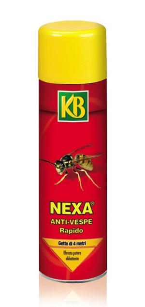 Spray Antivespe Rapido 600 ml.