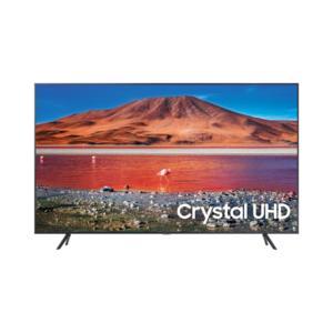SAMSUNG TV 43 TU7172 4K SMART 1300HZ DVB-T2/S2 EUROPA BLACK