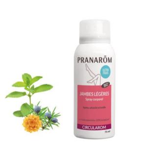 Pranarom - Spray circolazione Circularom bio