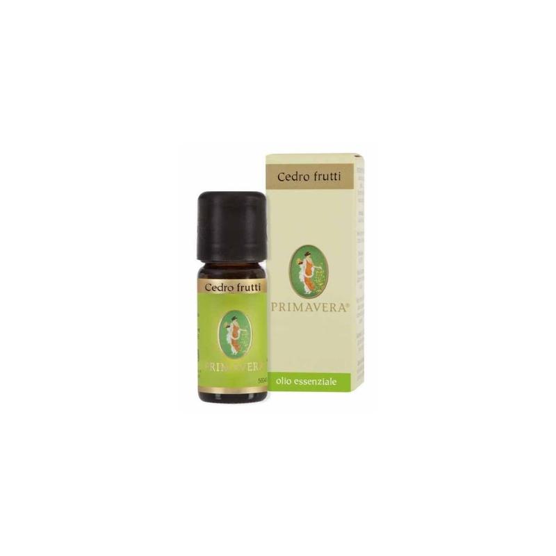 Flora - Cedro frutti olio essenziale