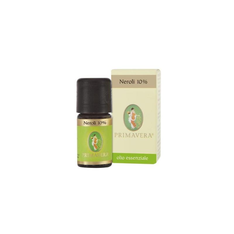 Flora - Neroli olio essenziale diluito al 10%