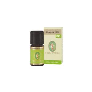 Flora - Vaniglia olio essenziale bio diluito al 10%