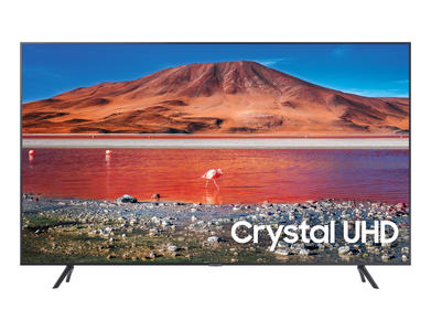 "SAMSUNG TV 65""  TU7172 4K SMART 1400HZ DVB-T2/S2 EUROPA BLACK"