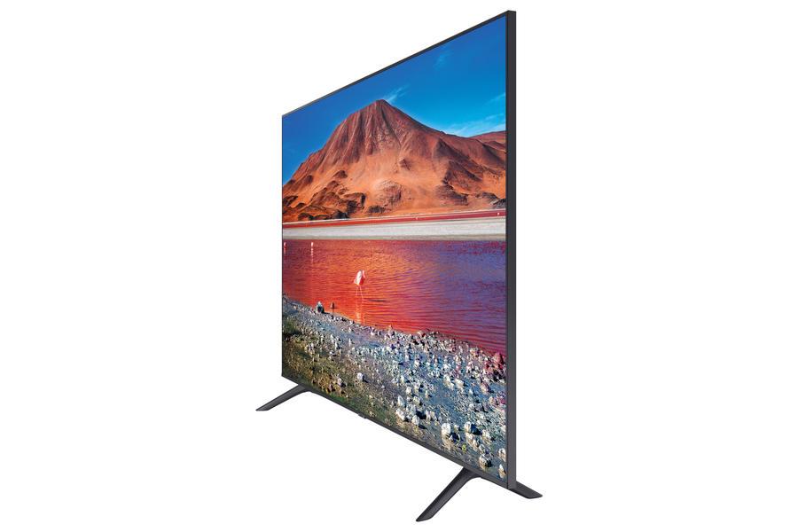 "SAMSUNG TV 65""  TU7172 4K SMART 1400HZ DVB-T2/S2 EUROPA BLACK"