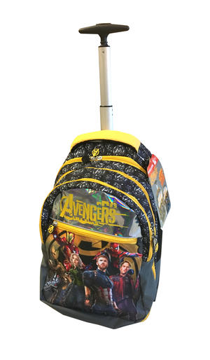 Trolley Zainetto Avengers 2 in 1 - Fancy 70941