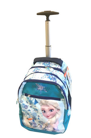 Trolley Zainetto FROZEN 2 in 1 - Fancy 70957