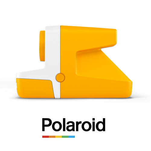Polaroid Now - Yellow