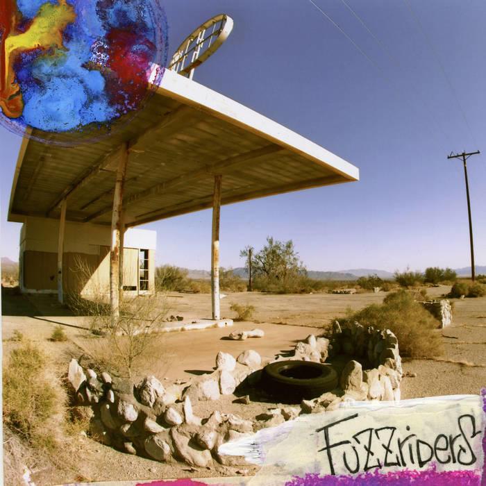 FUZZRIDERS - FUZZRIDERS CD