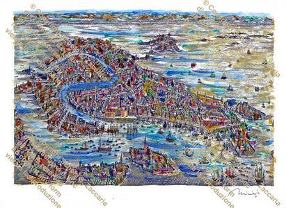 Interpretazione di Venezia (1971)