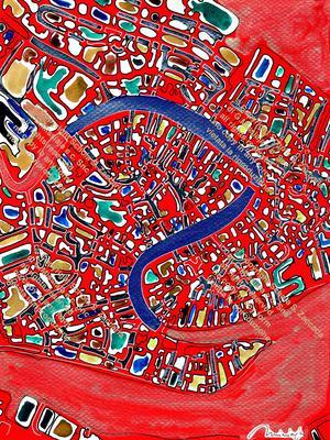 Canal Grande laguna rossa (1973-2011)