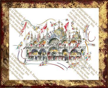 Atmosfera del carnevale a S.Marco (1988)