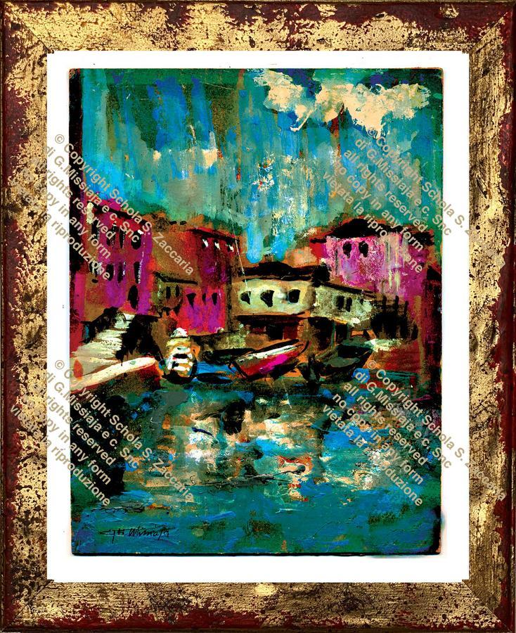 Squero veneziano (1971)