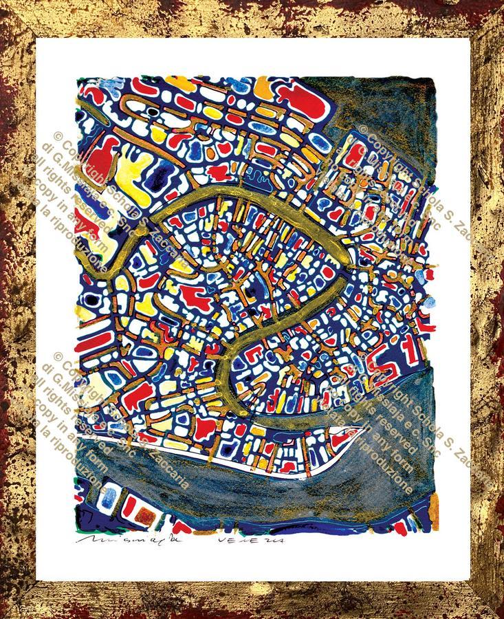 Interpretazione di Venezia Canal Grande (2010)