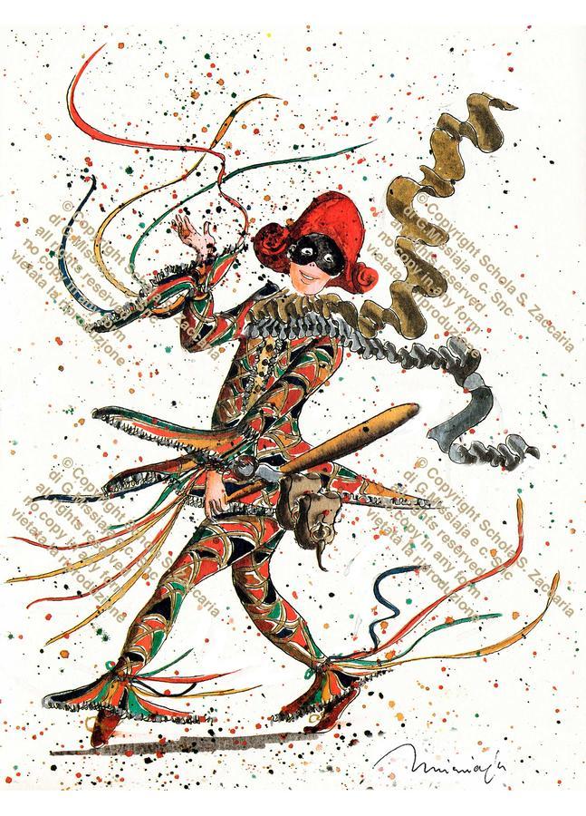 Arlecchino allegro (1980)