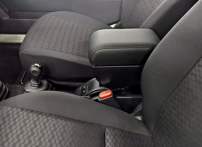 Adjustable armrest with storage for Suzuki Jimny 4 (07/2018>)