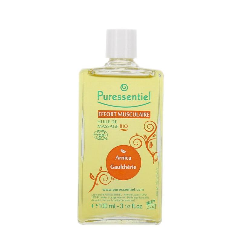 Puressentiel - Olio da massaggio Arnica Gaultheria bio
