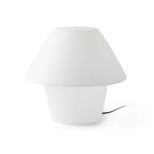 VERSUS-E LAMPADA DA TAVOLO BIANCO 1 X E27 15W
