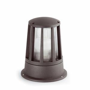 SURAT LAMPADA DA PALETTI GRIGIO SCURO 1 X E27 20W