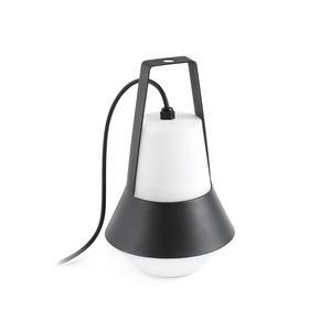 CAT LAMPE PORTATILE NERA E27 20W