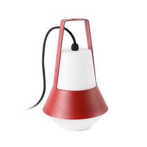 CAT LAMPE PORTABILE ROSSO E27 20W