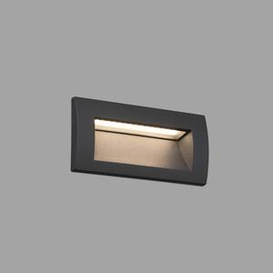 SEDNA-2 INCASSO GRIGIO SCURO LED 3W