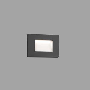 SPARK-1 INCASSO LED GRIGIO SCURO 5W 3000K