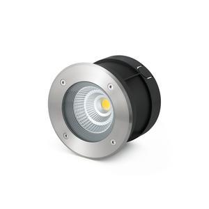 SURIA-12 LED LAMPADA INCASSO INOX 24°