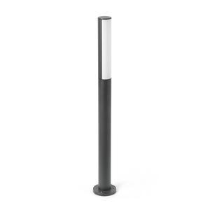 BERET-2 LAMPADA DA PALETTI GRIGIO SCURO LED 8W 400