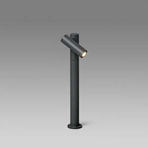 SPY-2 LAMPADA DA PALETTI GRIGIO SCURO LED 6W H430