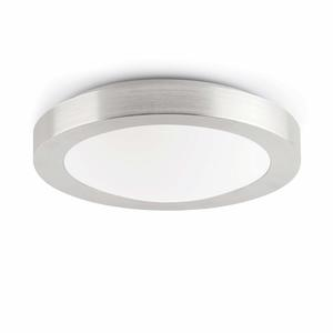 LOGOS-1 LAMPADA PLAFONIERA GRIGIO 1 X E27 20W
