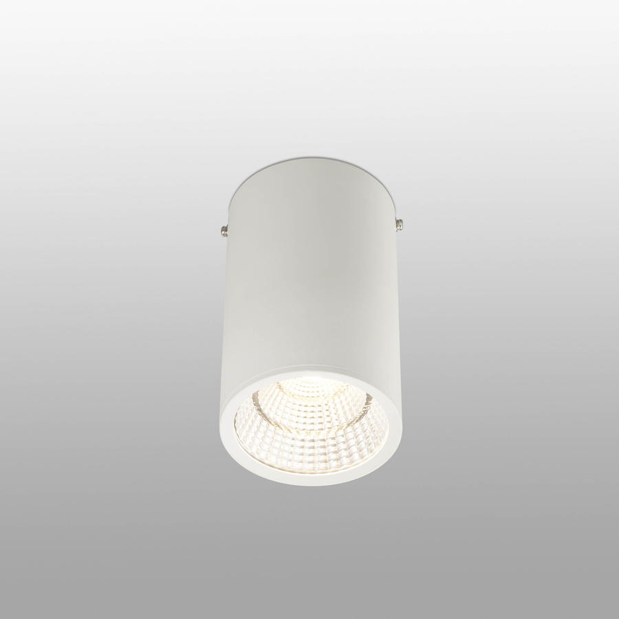 REL LAMPADA PLAFONIERE BIANCA LED 25W 2700K 60°