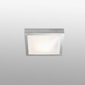 TOLA-1 LAMPADA PLAFONIERA GRIGIO 1 X E27 20W