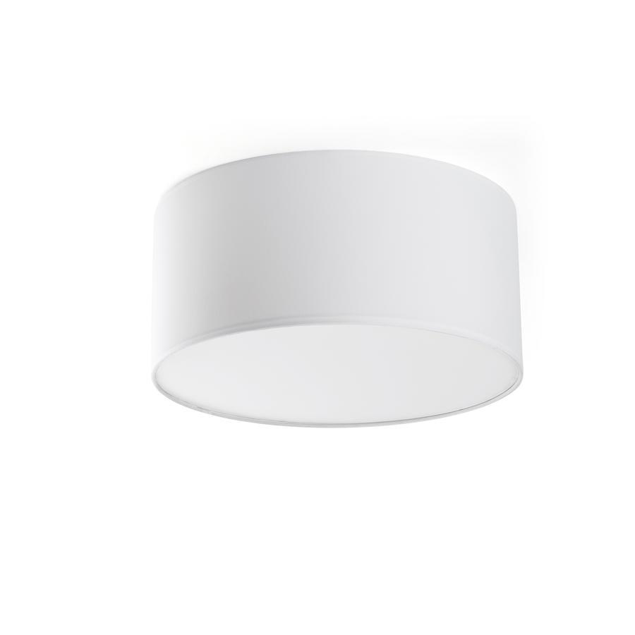 SEVEN PLAFONIERA Ø40 BIANCO 20W LED DIMABLE M/D