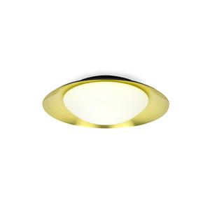 SIDE LED PLAFONIERA NERA E ORO 15W
