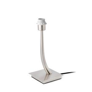 REM LAMPADA DA TAVOLO NICHEL OPACO 1 X E27