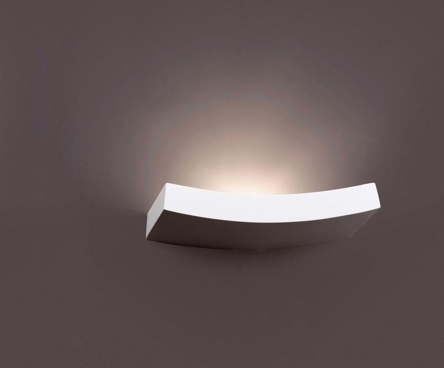 EACO-3 LAMPADA DA PARETE BIANCO 1 X R7S JP78 100W