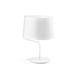 BERNI LAMPADA DA TAVOLO BIANCA E27 20W