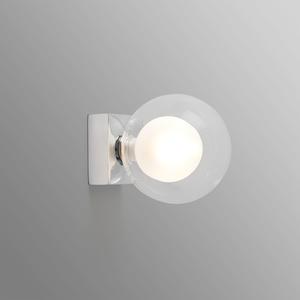 PERLA LAMPADA DA PARETE CROMO 1G9