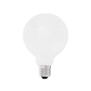 LAMPADINA G95 OPACA LED E27 6W 2700K