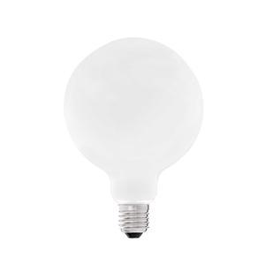 LAMPADINA GLOBO OPACA LED E27 6W 2700K