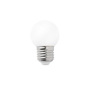 LAMPADINA G45 OPACA LED E27 4W 2700K