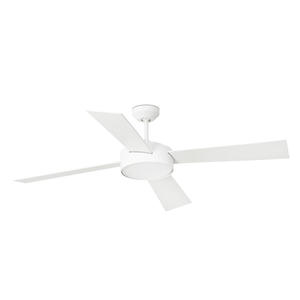 HYDRA Ø 1320MM BIANCO 4 PALE 16W LED