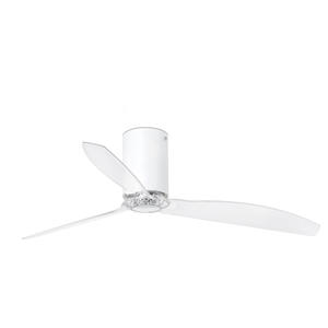 MINI TUBE FAN Ø128 CMS BIANCO OPACO 3 PALE
