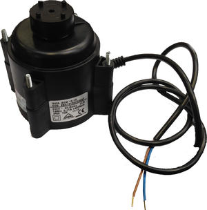 Fan Motor ELCO 12W ECM 12-15 EDA with cable