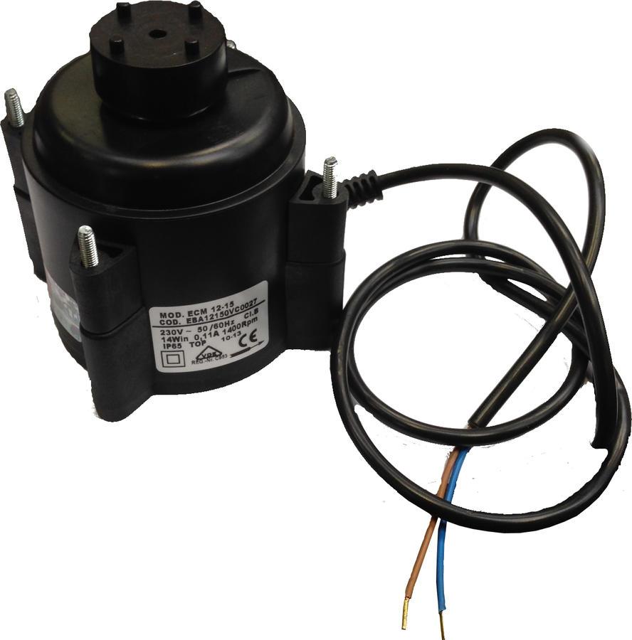 Fan Motor ELCO 12W ECM 12-15 EDA with cable