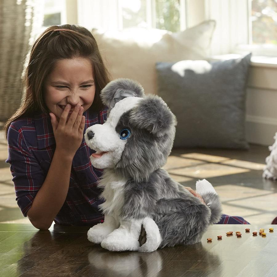 FurReal - Ricky il mio fedele cucciolotto - Hasbro E0384 - 4+ anni